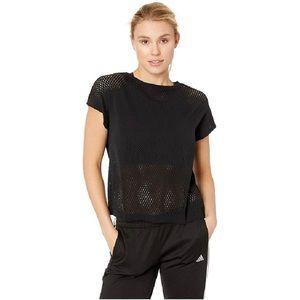 Adidas Warpknit Black T-Shirt